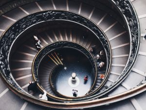 vue-dessus-escalier